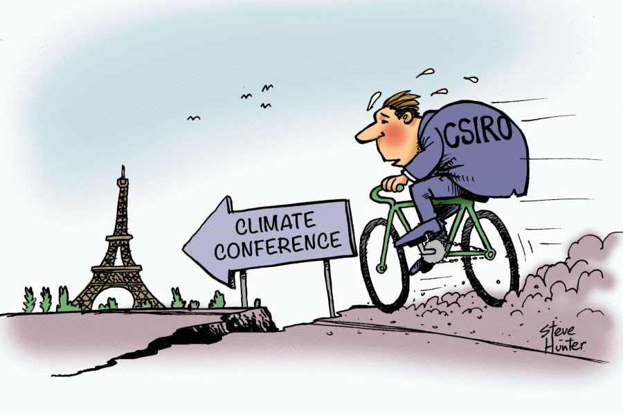 Climate Conference schism in the Roak