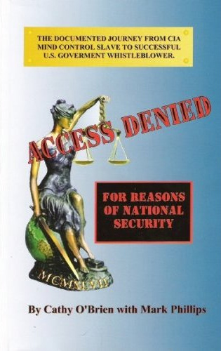 Access Denied Book Whistle Blower