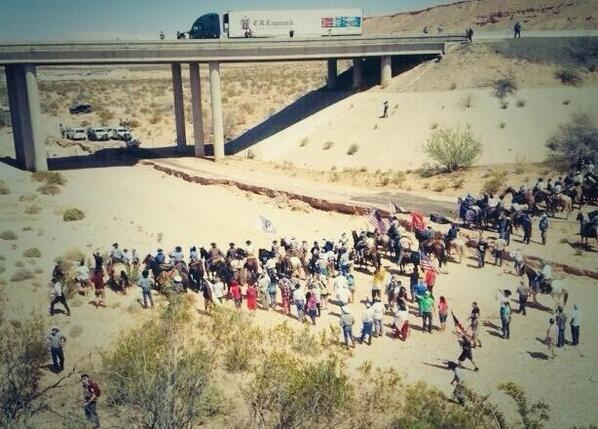 Bundy Ranch BLM Standoff