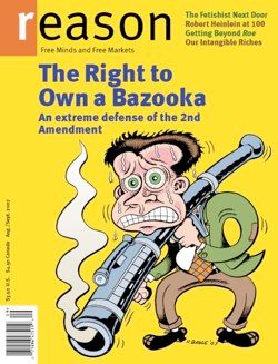 Right to Own a Bazooka