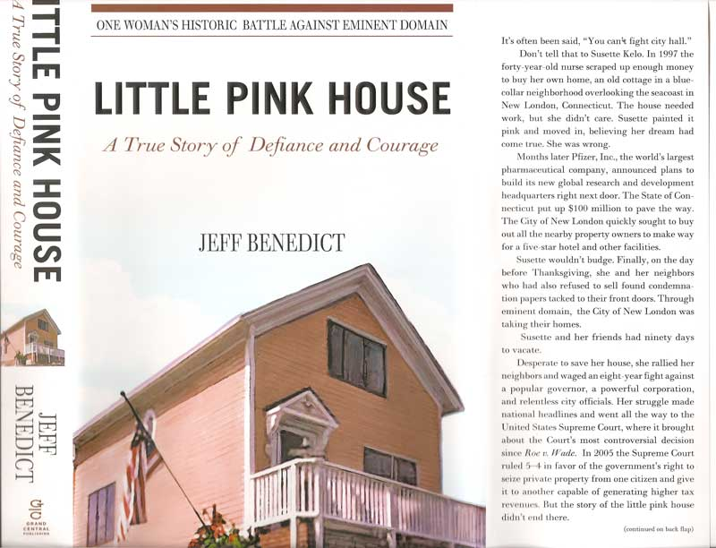 The Little Pink House Susette Kelo